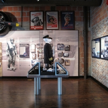 The Naples Airfield Exhibit was Phase III of the Naples Depot Museum project.