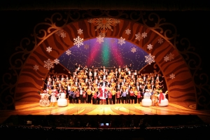 """Indiana's December average air temperature of 35 degrees makes the audience much more receptive to """"warm"""" colors."""