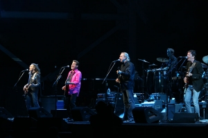 Grand Opening events for the Hard Rock Park included live performances by the Moody Blues and the Eagles.