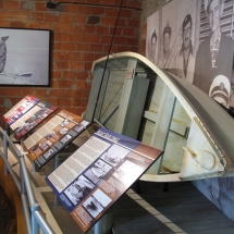 This display by AST Exhibits explores the role of boats in the rich history of Naples, Florida.
